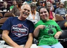 WNBA Connecticut Sun 84 vs. Seattle Storm 71 (4)