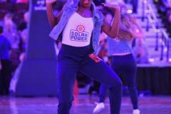 WNBA - Connecticut Sun 84 vs. Washington Mystics 69 (14)