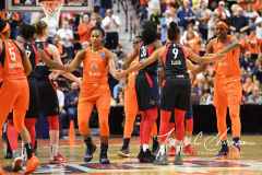 WNBA - Connecticut Sun 84 vs. Washington Mystics 69 (17)
