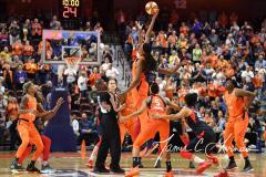 WNBA - Connecticut Sun 84 vs. Washington Mystics 69 (18)
