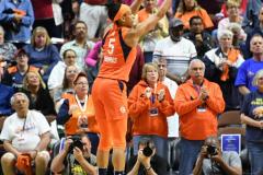 WNBA - Connecticut Sun 84 vs. Washington Mystics 69 (19)