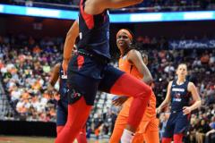 WNBA - Connecticut Sun 84 vs. Washington Mystics 69 (21)