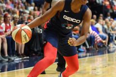 WNBA - Connecticut Sun 84 vs. Washington Mystics 69 (22)