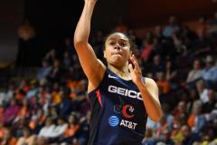 WNBA - Connecticut Sun 84 vs. Washington Mystics 69 (24)