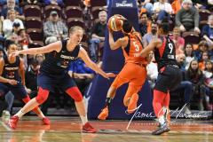 WNBA - Connecticut Sun 84 vs. Washington Mystics 69 (25)