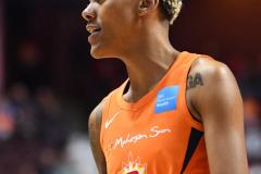 WNBA - Connecticut Sun 84 vs. Washington Mystics 69 (27)
