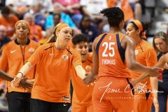 WNBA - Connecticut Sun 84 vs. Washington Mystics 69 (28)