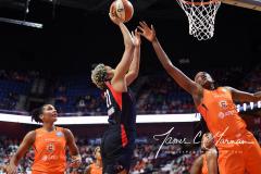 WNBA - Connecticut Sun 84 vs. Washington Mystics 69 (29)