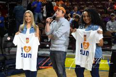 WNBA - Connecticut Sun 84 vs. Washington Mystics 69 (3)