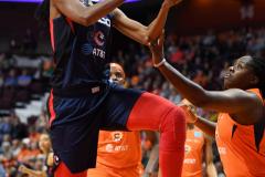 WNBA - Connecticut Sun 84 vs. Washington Mystics 69 (30)
