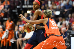 WNBA - Connecticut Sun 84 vs. Washington Mystics 69 (31)