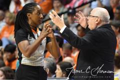 WNBA - Connecticut Sun 84 vs. Washington Mystics 69 (33)