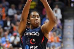 WNBA - Connecticut Sun 84 vs. Washington Mystics 69 (34)