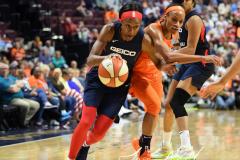 WNBA - Connecticut Sun 84 vs. Washington Mystics 69 (35)