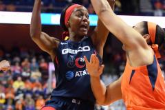WNBA - Connecticut Sun 84 vs. Washington Mystics 69 (36)