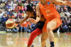 WNBA - Connecticut Sun 84 vs. Washington Mystics 69 (40)