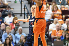 WNBA - Connecticut Sun 84 vs. Washington Mystics 69 (41)