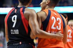 WNBA - Connecticut Sun 84 vs. Washington Mystics 69 (42)