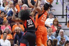 WNBA - Connecticut Sun 84 vs. Washington Mystics 69 (46)