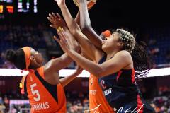 WNBA - Connecticut Sun 84 vs. Washington Mystics 69 (51)