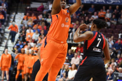 WNBA - Connecticut Sun 84 vs. Washington Mystics 69 (53)