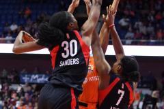 WNBA - Connecticut Sun 84 vs. Washington Mystics 69 (54)