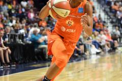 WNBA - Connecticut Sun 84 vs. Washington Mystics 69 (55)