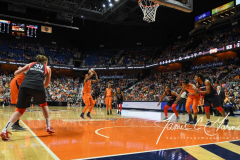 WNBA - Connecticut Sun 84 vs. Washington Mystics 69 (56)