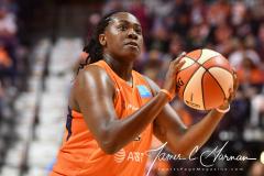 WNBA - Connecticut Sun 84 vs. Washington Mystics 69 (60)
