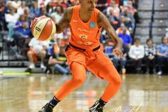 WNBA - Connecticut Sun 84 vs. Washington Mystics 69 (61)