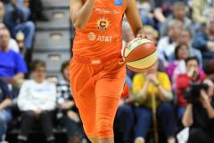 WNBA - Connecticut Sun 84 vs. Washington Mystics 69 (62)