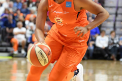 WNBA - Connecticut Sun 84 vs. Washington Mystics 69 (64)