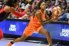 WNBA - Connecticut Sun 84 vs. Washington Mystics 69 (66)