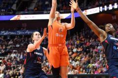 WNBA - Connecticut Sun 84 vs. Washington Mystics 69 (68)