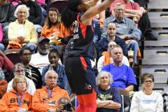 WNBA - Connecticut Sun 84 vs. Washington Mystics 69 (69)
