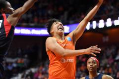 WNBA - Connecticut Sun 84 vs. Washington Mystics 69 (70)