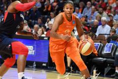 WNBA - Connecticut Sun 84 vs. Washington Mystics 69 (71)