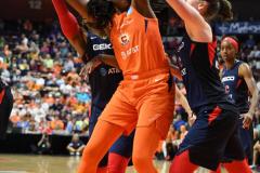 WNBA - Connecticut Sun 84 vs. Washington Mystics 69 (73)