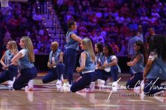 WNBA - Connecticut Sun 84 vs. Washington Mystics 69 (74)