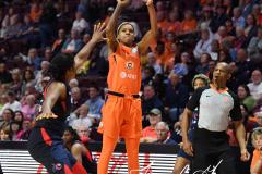 WNBA - Connecticut Sun 84 vs. Washington Mystics 69 (79)