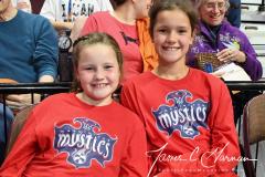WNBA - Connecticut Sun 84 vs. Washington Mystics 69 (8)