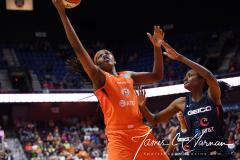 WNBA - Connecticut Sun 84 vs. Washington Mystics 69 (80)