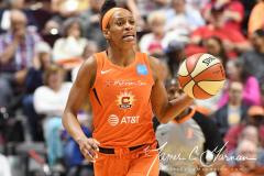 WNBA - Connecticut Sun 84 vs. Washington Mystics 69 (81)