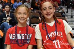 WNBA - Connecticut Sun 84 vs. Washington Mystics 69 (9)