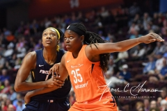 WNBA - Connecticut Sun 86 vs. Indiana Fever 77 (14)