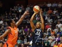 WNBA - Connecticut Sun 86 vs. Indiana Fever 77 (19)