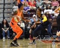 WNBA - Connecticut Sun 86 vs. Indiana Fever 77 (22)