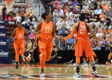 WNBA - Connecticut Sun 86 vs. Indiana Fever 77 (23)