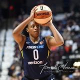WNBA - Connecticut Sun 86 vs. Indiana Fever 77 (26)