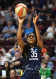 WNBA - Connecticut Sun 86 vs. Indiana Fever 77 (27)